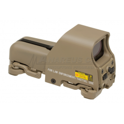 Aim-O Advanced 553 red/green dot sight - TAN