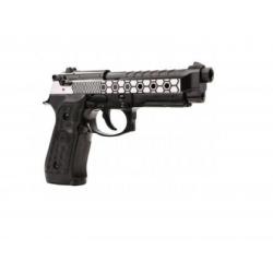 M92 Hex cut dual tone