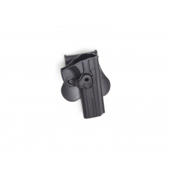 Holster, CZ SP-01 Shadow, Polymer, Black
