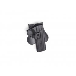 Holster / SERPA pro CZ SP-01 Shadow pro praváky, černá