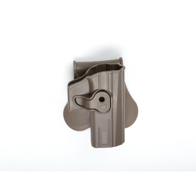 Holster, CZ CZ P-07 a CZ P-09, Polymer, FDE