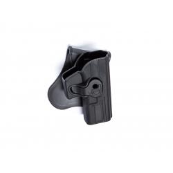 Holster / SERPA pro modely Glock pro praváky, černá