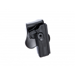 Holster, 1911 models, Polymer, Black
