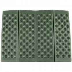 Folding thermomatte 39x30cm OLIVE