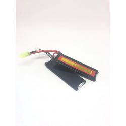 Battery XCell Mini 7,4V / 1200mAh 25C Li-Pol - double