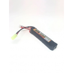 Battery XCell 11,1V / 1300mAh 25C Li-Pol one-piece