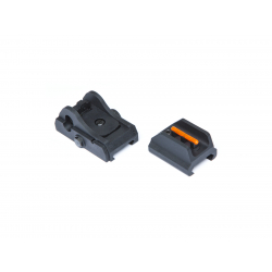 Front and Rear sight, Scorpion EVO 3 - A1