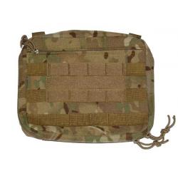 Admin pouch, big size, Multicam