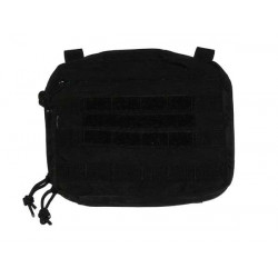 Admin pouch, big size, Black