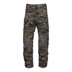 DIGITAL WOODLAND WARRIOR tactical pants