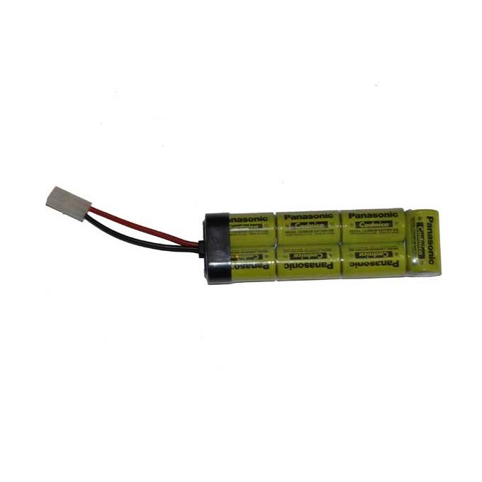 Baterry 8,4V / 1850mAh NiCd L-type