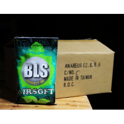 BLS BIO - 0,23g 4300bb Pellets - WHITE