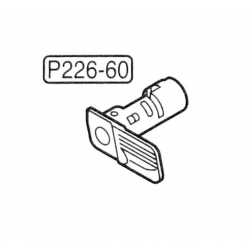 Rozborkový čep pro Marui P226