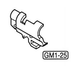 Levá část Hop-Up komory pro Marui M1911