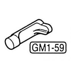 Záchyt zásobníku pro Marui M1911
