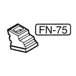 Těsnící gumička zásobníku pro Marui FN Five-Seven