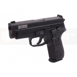 Swiss Arms P229 (without Rails), Metal, blowback (CyberGun Licensed)