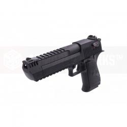 Desert Eagle L6 GBB Pistol ( Black ) (CyberGun Licensed)