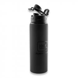 Láhev ALU Černá 1 litr