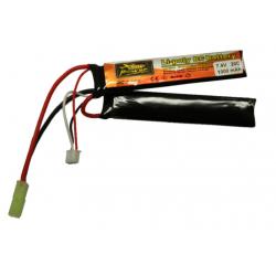 Battery XCell 7,4V / 1000mAh 20/40C Li-Pol - double