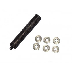 Bushing Tool + Stainless Steel Bushing 6mm (6Pcs)