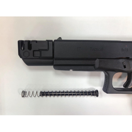 Suppressor Kit Type A for WE R17/G17 Gen3/4