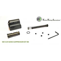 Suppressor Kit Type B for WE R19/G19 Gen5