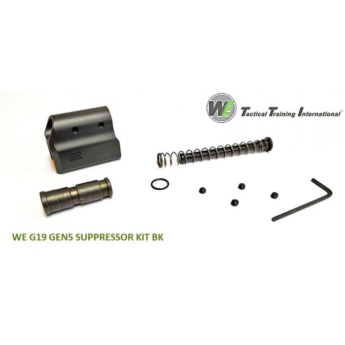 Kompenzátor Typ B pro WE R19/G19 Gen5