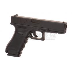 Glock 22 Gen4 CO2 - Metal slide, GBB - BLACK (Glock Licensed)