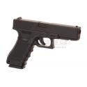 Glock 22 Gen4 CO2 - kovový závěr, blowback - černý (Glock Licensed)
