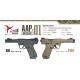 AAP01 Assassin GBB Full Auto / Semi Auto - pískový