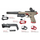 AAP01 Assassin GBB Full Auto / Semi Auto - FDE