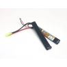 Battery XCell 7.4V / 1300mAh 25C Li-Pol two-piece