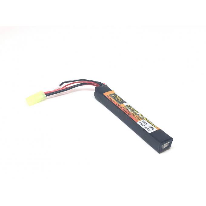Battery XCell 7.4V / 1300mAh 25C Li-Pol