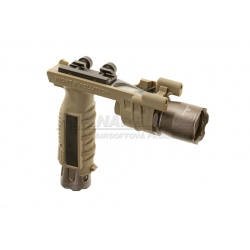 M910A Vertical Foregrp Weapon Light ( Tan )