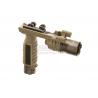 Taktická svítilna s rukojetí M910A - písková