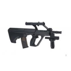 Steyr Aug (SW-020-TA), krátký, černý