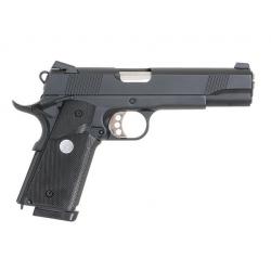 Full Metal M1911 R27 GBB Pistol (BK)