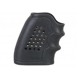 Revolver Antiskid Rubber Grip - Black