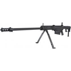 Barrett M82A1 (SW-013), dvojnožka, bez optiky