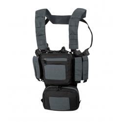 TMR Vesta taktická MINI RIG® - černá/shadow grey