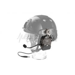 Taktický headset Comtac I na helmu FAST