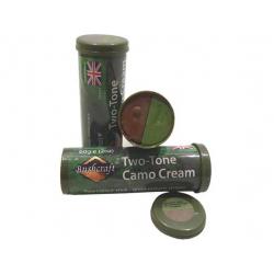 Camuflage Cream British Brown/Green 60g