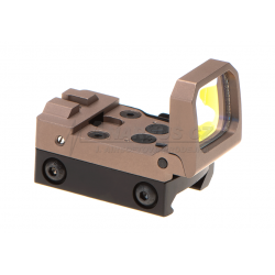 Flip Dot Reflex Sight - TAN
