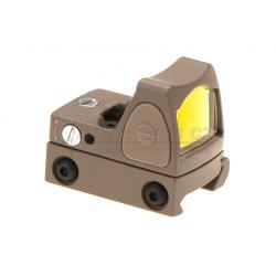LED RMR Red Dot Adjustable - Desert