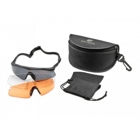 Goggles Revision Sawfly Max Deluxe Blk/Ver Rg