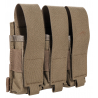 TT 3 SGL MAG POUCH MP7 - coyote