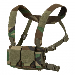 Vesta chest rig COMPETITION - US Woodland