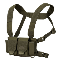 Vesta chest rig COMPETITION - OLIVE GREEN