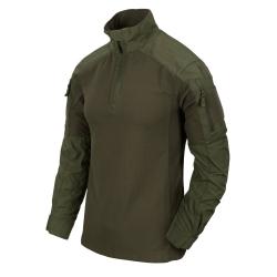 Košile taktická MCDU NYCO rip-stop - ZELENÁ